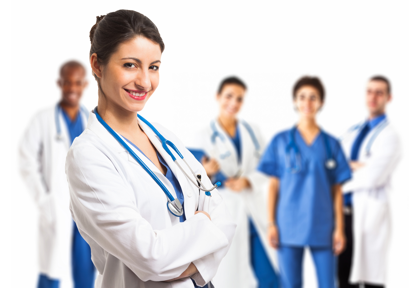 doctor Doctor definition: 1 a person with a medical degree whose job is to treat people who are ill or hurt: 2 the place where a doctor works: 3 a person who has the highest degree (= qualification) from a college or university learn more.