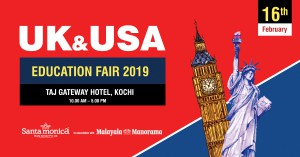 US UK Education Fair 2019